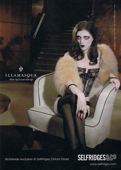 Illamasqua Reminds me of Songs from the Second Storey