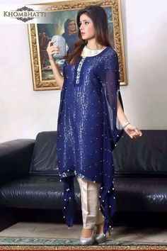 Sabaa...                                                                                                                                                                                 More Pakistani Outfits, Indian Outfits, Lovely Dresses, Stylish Dresses, African Fashion, Indian Fashion, Hijab Fashion, Fashion Dresses, Desi Clothes