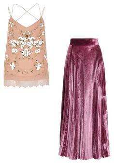 """Untitled #5"" by amanda-wilson-colson on Polyvore featuring River Island and LUISA BECCARIA"