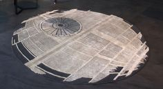 - Star Wars Death Star Rug