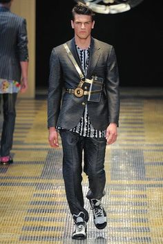 Мужская Мода Фото
