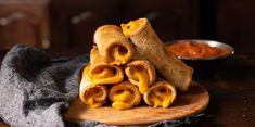 Air Fryer Oven Recipes, Air Fry Recipes, Cooking Recipes, Grill Cheese Roll Ups, Cheese Rolling, Appetizer Dips, Grilling, Finger Foods, Easy Meals