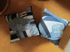 Recycler les vieux jeans | Loisirs et arts mécaniques | svenska.yle.fi
