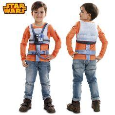 Tee-shirt Luke Skywalker Enfant - StarWars® #déguisementsenfants #costumespetitsenfants #nouveauté2016