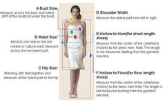 And if you're buying your dress online (or purchasing a pre-owned dress), as a modern bride is prone to do…