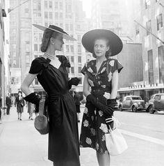 1940s vintage fashion | Tumblr