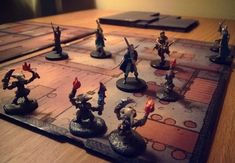 Trusty Tavern Battle Map