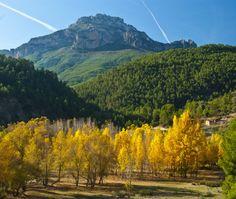 Valle del Rio Segura.Sierra del Segura.Yeste.Albacete