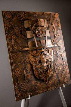 Steampunk Tendencies | Vintedge artworks - Lance Oscarson
