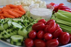 Vegetable platter #patisseriemontebello 3322-fleury est. (514)-321-5567