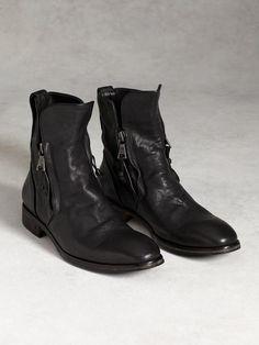 Fleetwood Wire Zip Boot