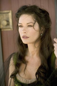 Still of Catherine Zeta-Jones in The Legend of Zorro