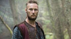 Jordan Patrick Smith as Ubbe, Vikings