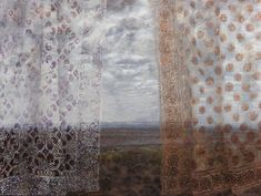 Karin Daymond (South African, b. 1967), Transient. Oil on canvas, 90 x 120 cm.