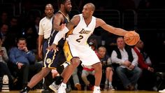 Lakers beat Pacers :)) Kobe's Game-Winner ;)
