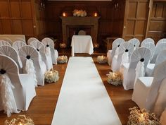 Inglewood House Wedding Ceremony by Eze Events