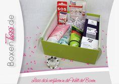 #SanicareBox - #Boxentussi hat die #Apothekenbox getestet. Schaut vorbei:  http://www.boxentussi.de/portfolio-items/sanicare-box-sommerzeit/