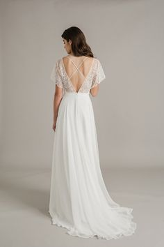 JULIA wedding dress by Sally Eagle Bridal