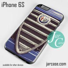 Alfa Romeo Blue Giulia Phone case for iPhone 6/6S/6 Plus/6S plus