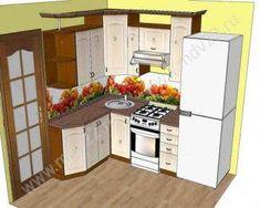 New kitchen design layout small appliances 39 ideas Outdoor Kitchen Design, Home Decor Kitchen, Kitchen Interior, Home Kitchens, Galley Kitchens, Kitchen Cabinet Layout, Small Kitchen Cabinets, Kitchen Appliances, Small Appliances