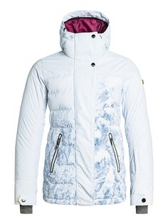 Zimtstern Snowy Jacket Damen Snowboardjacke Ruby Wine | Fun