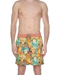 MAAJI Men's Swim trunks Yellow S INT