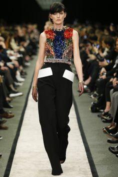 Défilé Givenchy prêt-à-porter automne-hiver 2014-2015|46