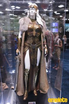 Wonder Woman - Hipolita Queen Amazon costume