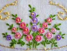 Vintage Embroidery