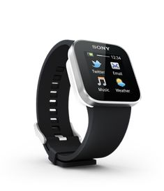 Touch your world with the Sony SmartWatch. This Android watch will keep you discreetly updated and your hands free.