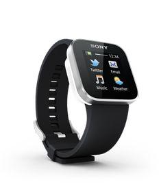La SmartWatch de Sony pour Android commercialisée dès la fin du mois