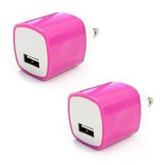 Wall Charger, 2 Pack FreedomTechTM USB AC Universal Power... https://www.amazon.com/dp/B011A8ONQC/ref=cm_sw_r_pi_dp_x_kYtfybASQNY9C