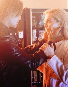 Josh Holloway and Elizabeth Mitchell as Sawyer & Juliet in Lost (2004-2010)