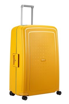 Samsonite S'Cure Spinner 81/30 *Summer Edition 2017* Pineapple Yellow / Caribbean Blue