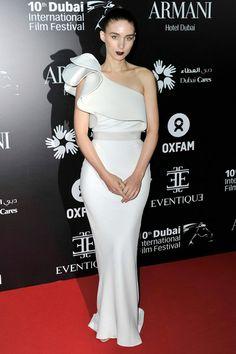 Rooney Mara in Lanvin | Oxfam Gala, Dubai, Dec. 2013