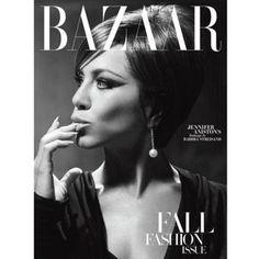 Harper's Bazaar, Settembre 2010, Jennifer Aniston