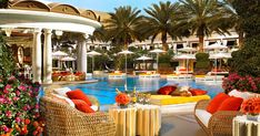 Bring on the sun (and the free night) Wynn Las Vegas, Las Vegas Strip, 5 Star Hotels, Best Hotels, Luxury Hotels, Amsterdam Shopping, Stay The Night, Night Life, Bedrooms