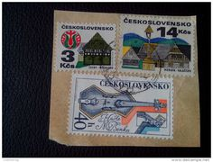 RARE 1974 Czechoslovakia 14 Ksc/3 Ksc/40H  RECOMMENDET LETTRE ON PAPER COVER USED SEAL - Czechoslovakia