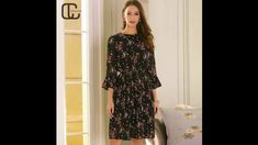 Women Fashion Spring Summer 2018 Medium Spring Summer 2018, Latest Fashion Trends, Spring Summer Fashion, Summer Dresses, Clothes For Women, Printed, Womens Fashion, Floral, Women's Clothing