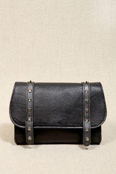 Deena & Ozzy Studded Across Body Bag :]