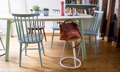 Amandine, Paris 3ème 1/3 - Inside Closet Dining Chairs, Paris, Closet, Furniture, Home Decor, Home Decoration, Montmartre Paris, Armoire, Decoration Home