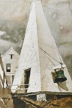 Andrew Wyeth - Fog Bell