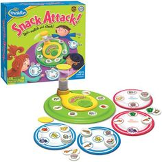 Think Fun Snack Attack Game