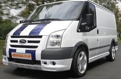 FORD TRANSIT MK7 2006-2013 sport style upgrade pack SWB or MWB body kit. Primed £250 Cool Vans, Aftermarket Parts, Busse, Sport Style, Ford Transit, Camper Van, Sport Fashion, Van Life