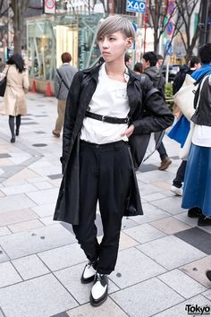 Image result for japanese androgynous fashion