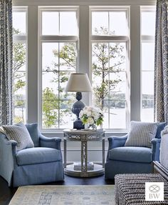 Best Ideas For Living Room Furniture Placement Ideas Colour Living Room Sofa, Home Living Room, Living Room Designs, Living Room Furniture, Living Room Decor, Living Spaces, Window Furniture, Furniture Layout, Blue Living Room Chairs