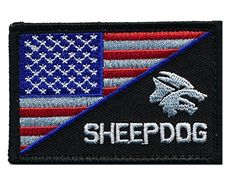 Patch Squad Men's Tactical USA Flag/ I Hunt Wolf Sheepdog... https://www.amazon.com/dp/B01ETUFDRG/ref=cm_sw_r_pi_dp_.SDzxbXVKZ822