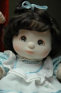 Who else had a My Child doll growing up...