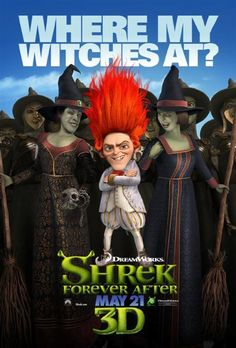 *RUMPELSTILTSKIN ~ Shrek Forever After (2010)