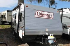 2016 New Coleman Coleman CTS17FQ Travel Trailer in Florida FL.Recreational Vehicle, rv, 2016 Coleman ColemanCTS17FQ, 8000 BTU A/C, Decor- Sedona, Lantern LT Pkg, RVIA Seal, Winterization,